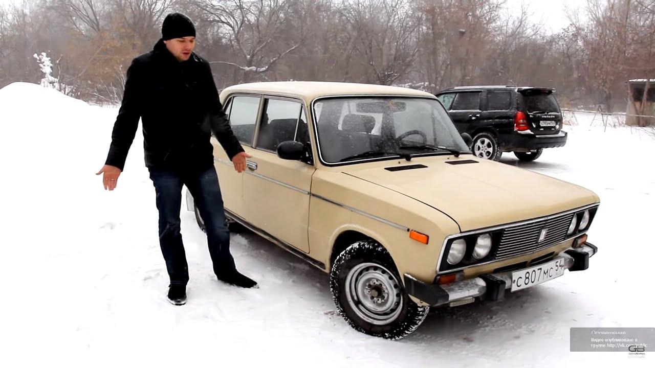 ВАЗ 2106. Моя первая машина. 100 выпуск!
