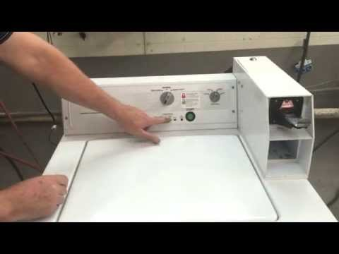Diagnostic Mode, Calibration Process, & Test Cycle