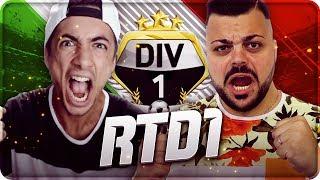 RITORNA IL DUO SU FIFA 18 !!! RTD1 CO-OP w/SODIN ! #1
