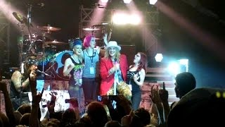 Steel Panther with The Lounge Kittens - Girl from Oklahoma (HD),Live at Sentrum Scene,Oslo 21.03.15