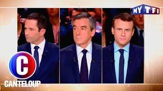 Le débat - les meilleurs moments - C'est Canteloup du 21 mars 2017