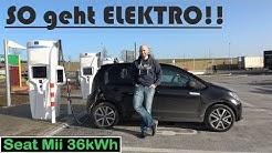 Seat Mii Electric 36kWh TEST - Warum ich ihn UNBEDINGT kaufen würde!