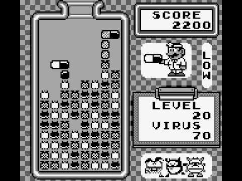 game boy dr mario youtube