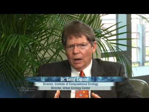 2014 S.C. Water Resources Conference | Gene Eidson