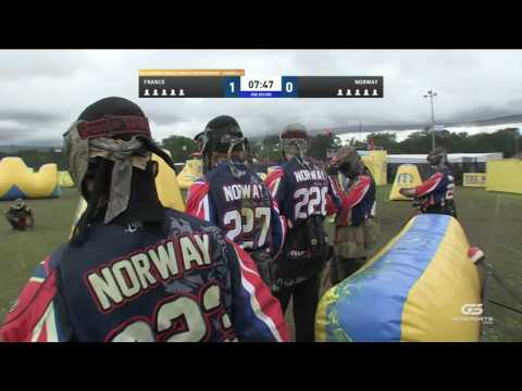 Millennium Series U19 Nation's Cup 2016 - Norway vs France : South Africa vs Great Britain