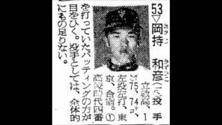 1970年 東映フライヤーズ 選手名鑑