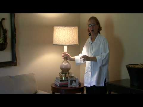 Interior Decorating Ideas : How to Buy a Table Lamp