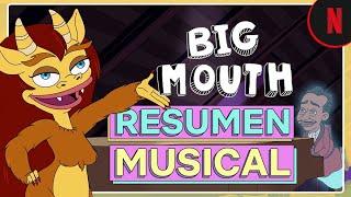 Big Mouth   Resumen de la tercera temporada en musical