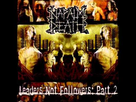 Napalm Death - Hate, Fear and Power (Hirax Cover)
