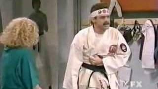 Jim Carrey - Karate Instructor