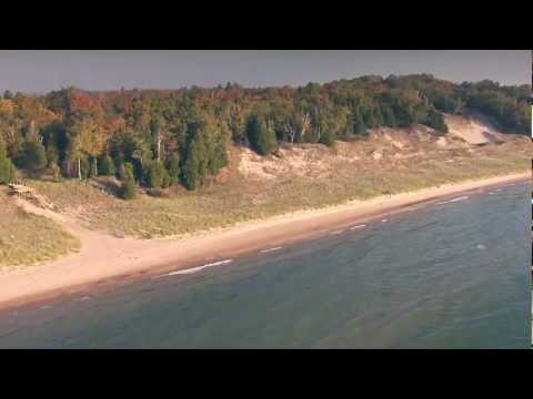 Door County WI Aerial Highlight Video