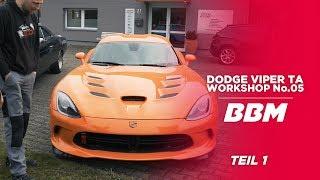 DAS SELTENE BIEST! | Dodge Viper TA Teil 1 by BBM