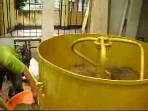 Mezcladora cement mixer www gracomaq net youtube - Mezcladora de cemento ...