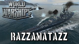 One of The Mighty Jingles's most viewed videos: World of Warships - Razzamatazz