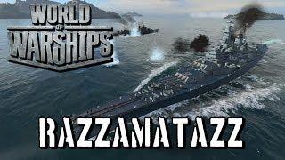 World of Warships - Razzamatazz