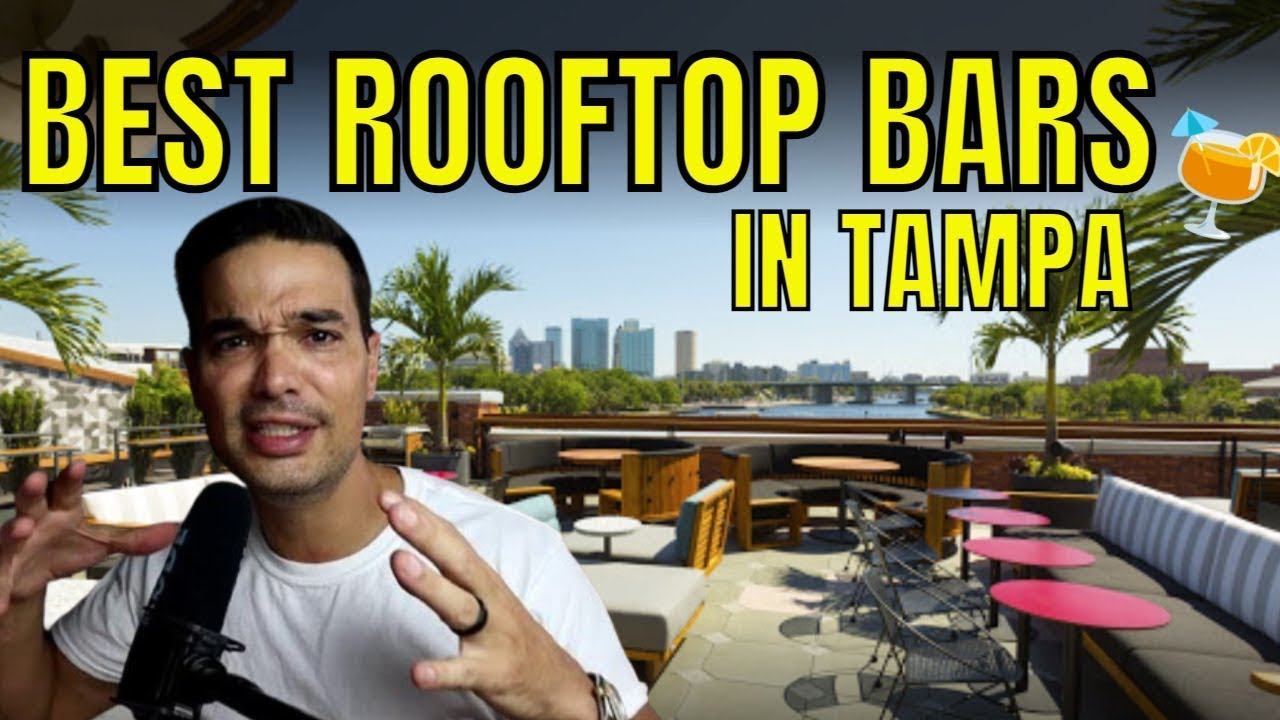 Best Tampa Rooftop Bars