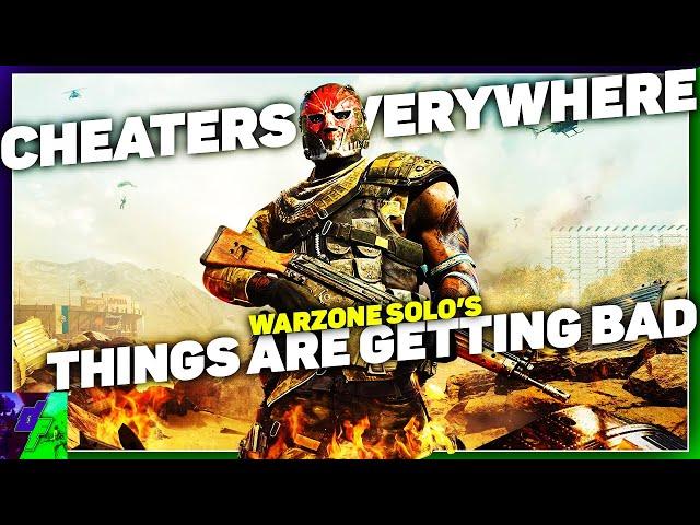 Warzone Solo Lobby 99% CHEATERS