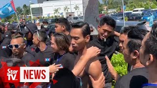 Fistfight outside building as PKR Youth congress convenes