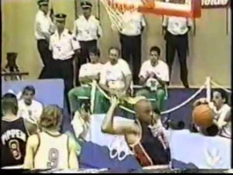 Dream Team 1992 USA Germany Jordan Magic Bird Mullin Malone Robinson Ewing Barkley Malone