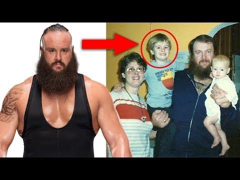 10 Most Shocking WWE Superstars Family Photos