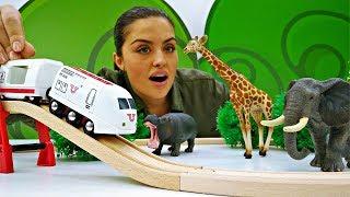 École en fête № 5 : Moyens de Transport. Vidéo éducative pour enfants streaming