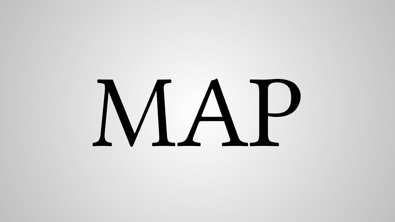 What Does Map Stand For What Does