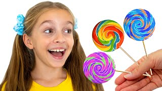 Do you like Avocado Lollipops Song by Sunny Kids Songs