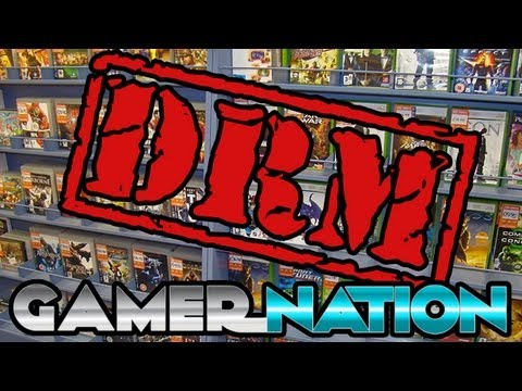 WHAT DOES DRM MEAN (Gamer Nation)