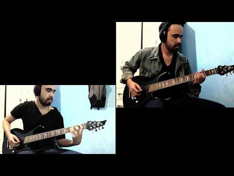 Dissection - Thorns of Crimson Death [Guitar cover by Marcos] mp3