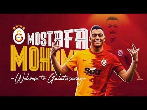 Mostafa Mohamed Bienvenue à Galatasaray Amazing Skills, Meilleurs objectifs 2020/21 HD