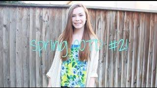 Spring OOTD #2! Thumbnail
