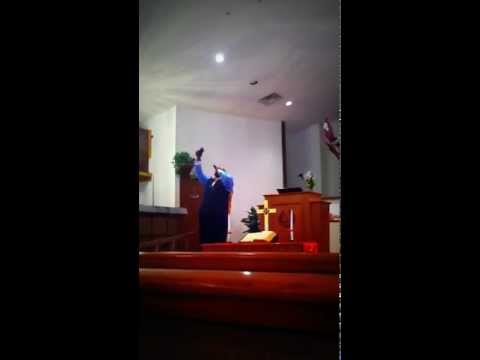 Pastor Guice-Praise and Worship... New Fellowship Baptist Church Columbus, Oh