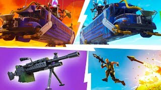 *NEW* 50v50 V2 & LMG GAMEPLAY! | Fortnite Battle Royale