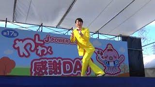 お笑い芸人ダンディ坂野さんの地方営業.