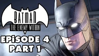 THE VIRUS! - Batman: The Enemy Within - Episode 4: What Ails You - Gameplay Part 1 (Telltale)