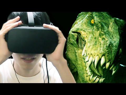 ゲームの中に入れる装置が届いた - Oculus VR 開封 -