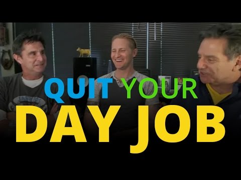 How to Become Successful in the Music Business Quit Your Day Job!