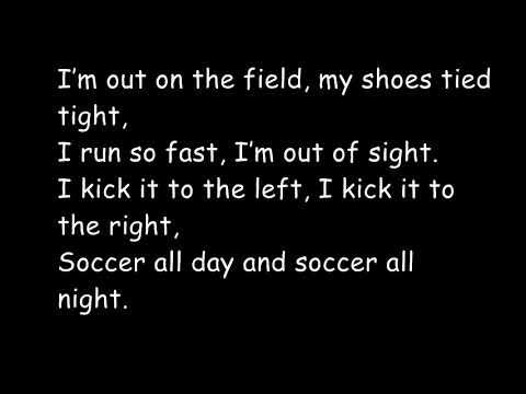 Soccer Rocker no vocals