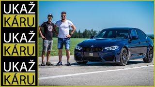 4K | ZA KOLIK DÁ BMW M3 COMPETITION Z 0 NA 50? | 450 KONÍ!! | BÍLEJ TYGR JAKUB VALSKÝ