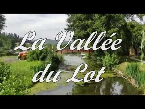 Roadbook moto Lot :  La Vallée du Lot