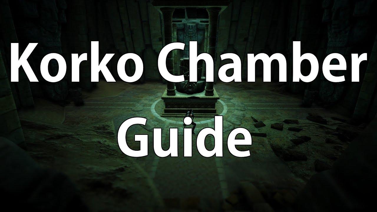 [Black Desert Online] Korko Chamber Quest Guide