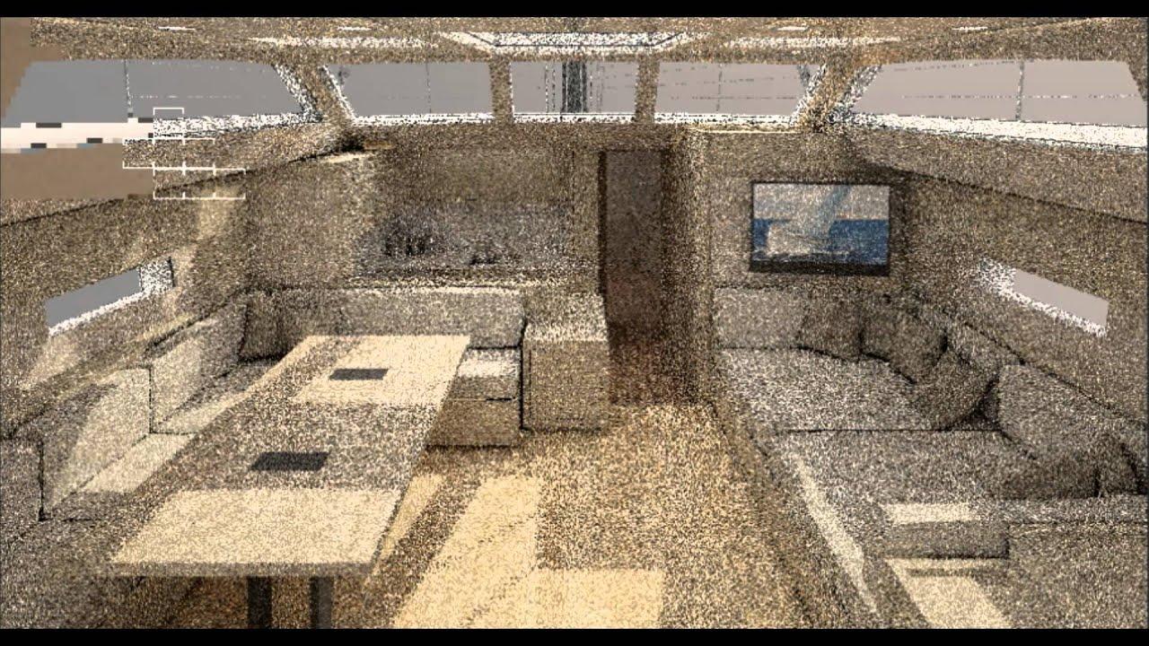 Advanced Italian Yacht A66 3d Model Yacht Interior Design Youtube
