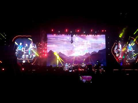 """Hymn for the Weekend"" - Coldplay @Estadio Único de La Plata, Argentina 14/11/2017"