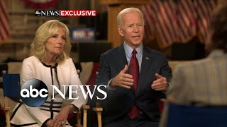 Joe Biden takes responsibility for treatment of Anita Hill - [FULL INTERVIEW - PT 1/2]