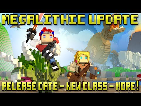TROVE MEGALITHIC UPDATE RELEASE DATE REVEALED! | What to Expect