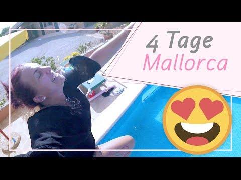 4 Tage auf Mallorca / Drachhöhle / Aqualand / FRAU_SEIN