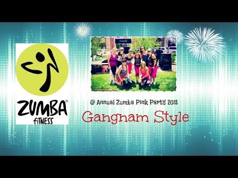 Zumba gangnam style ;)