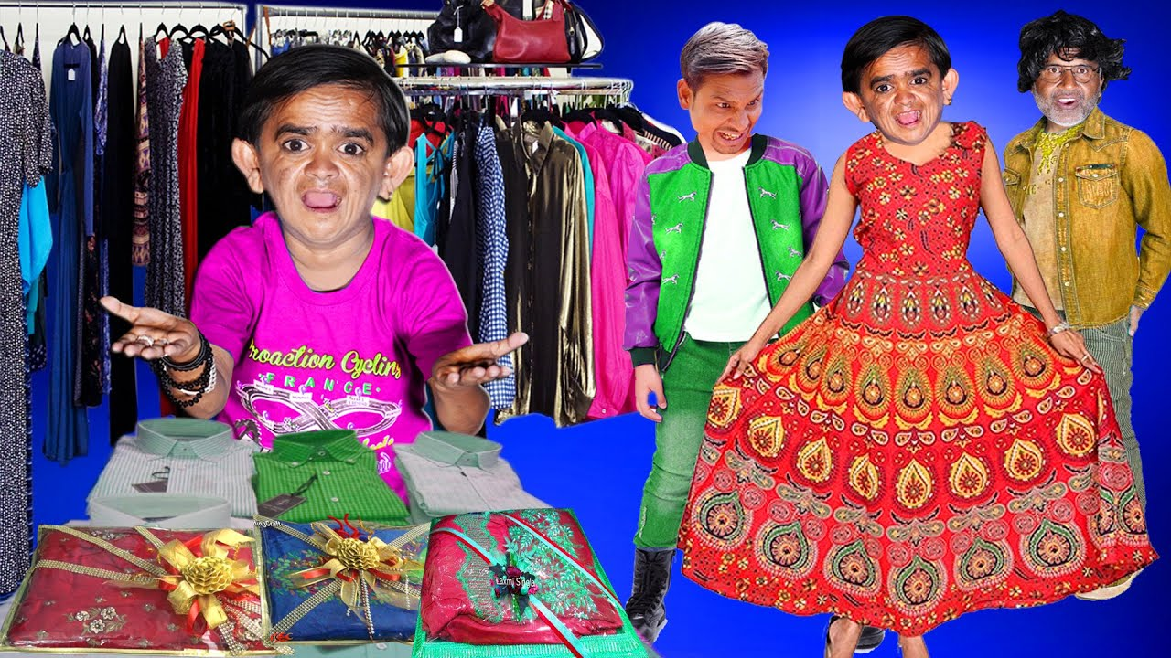 "CHOTU KE DRESS | छोटू दादा कपड़े वाला |"" Khandesh Hindi Comedy 