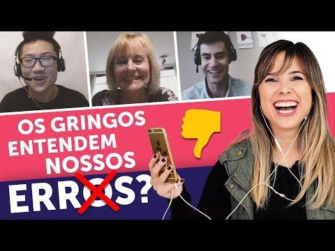 OS NATIVOS ENTENDEM OS NOSSOS ERROS DE PRONÚNCIA? | English in Brazil