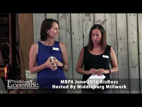 June Middleburg Business and Professional Association Biz Buzz mixer